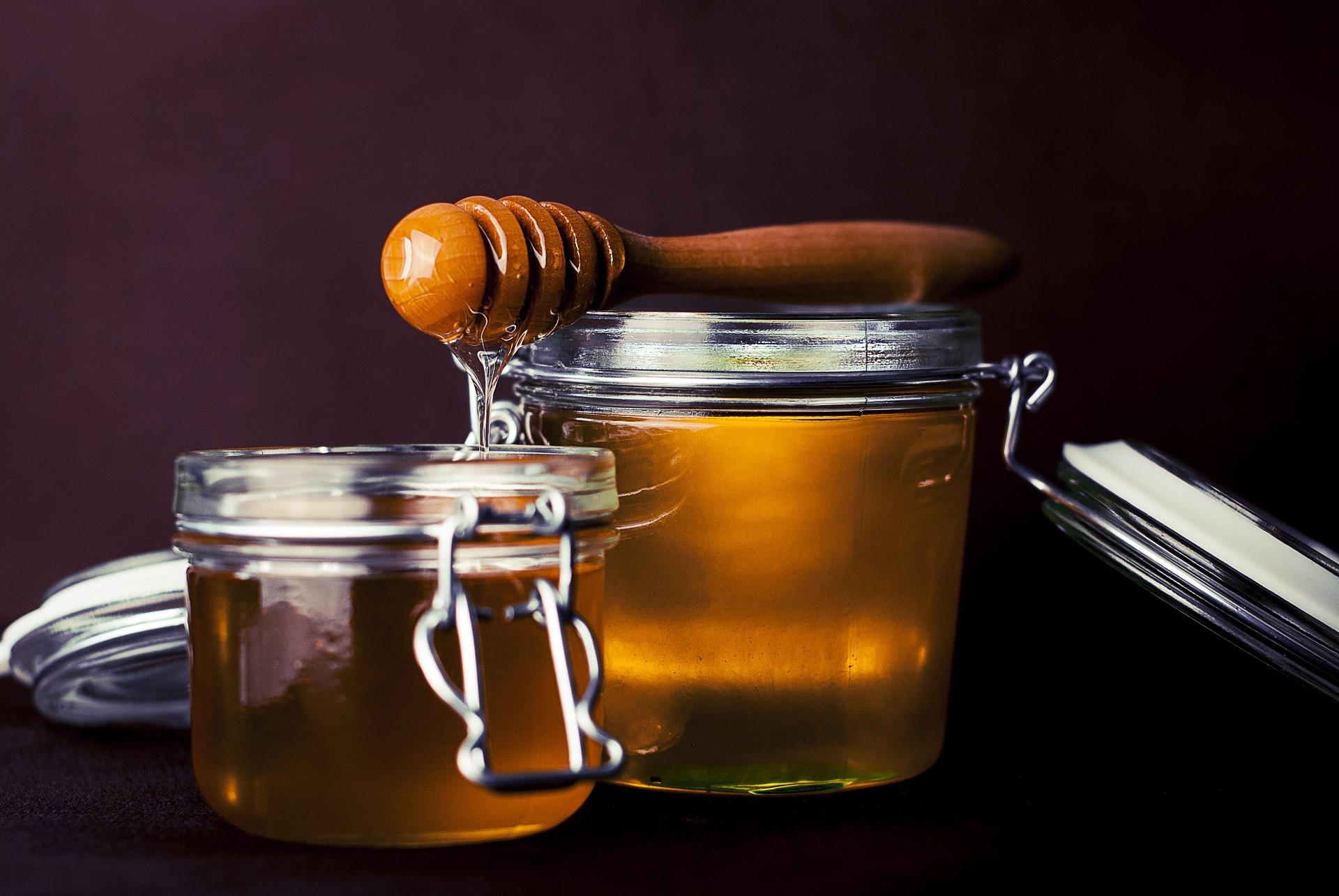 Pohankový med