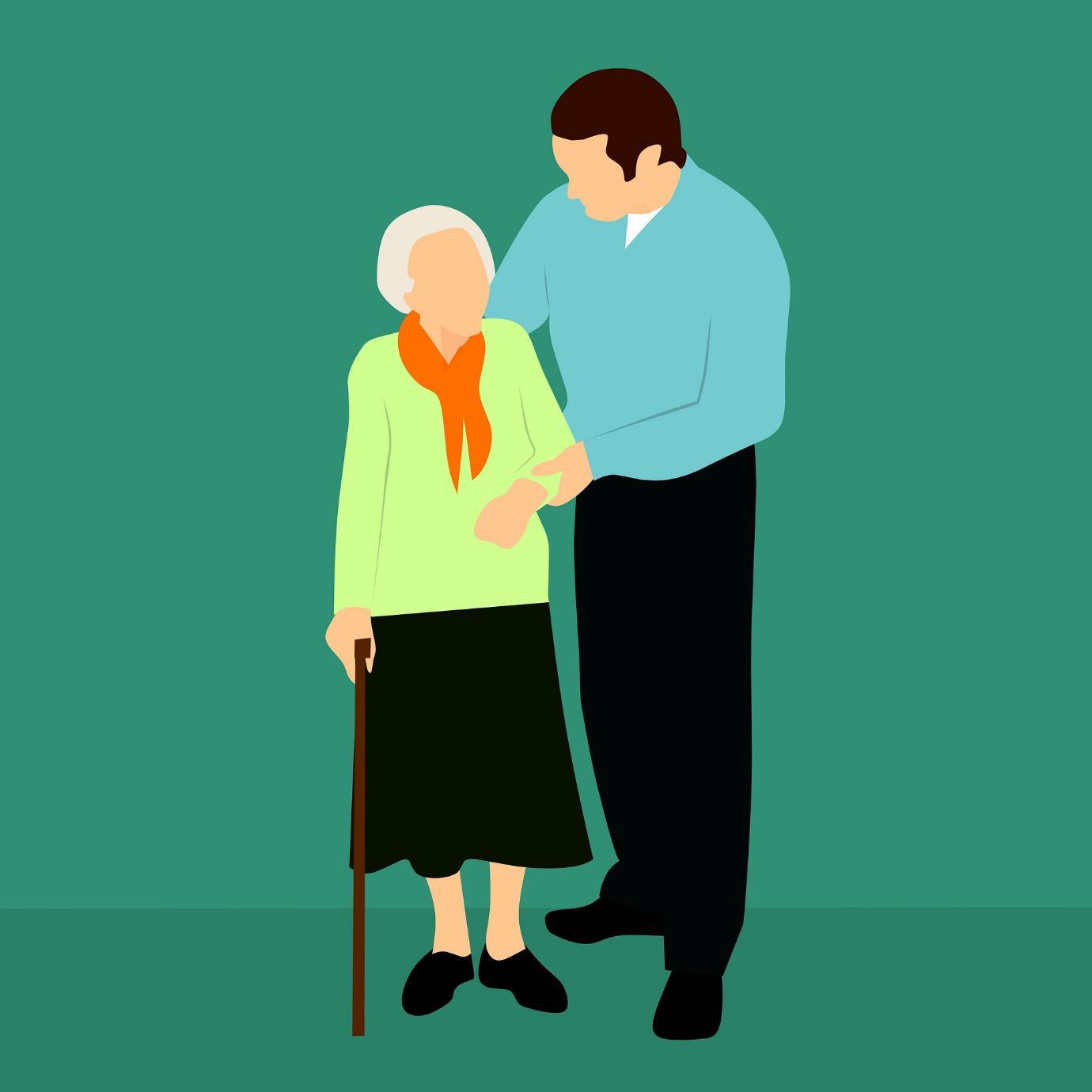 Domácí ošetřovací péče uleví jak nemocnému, tak jeho rodině