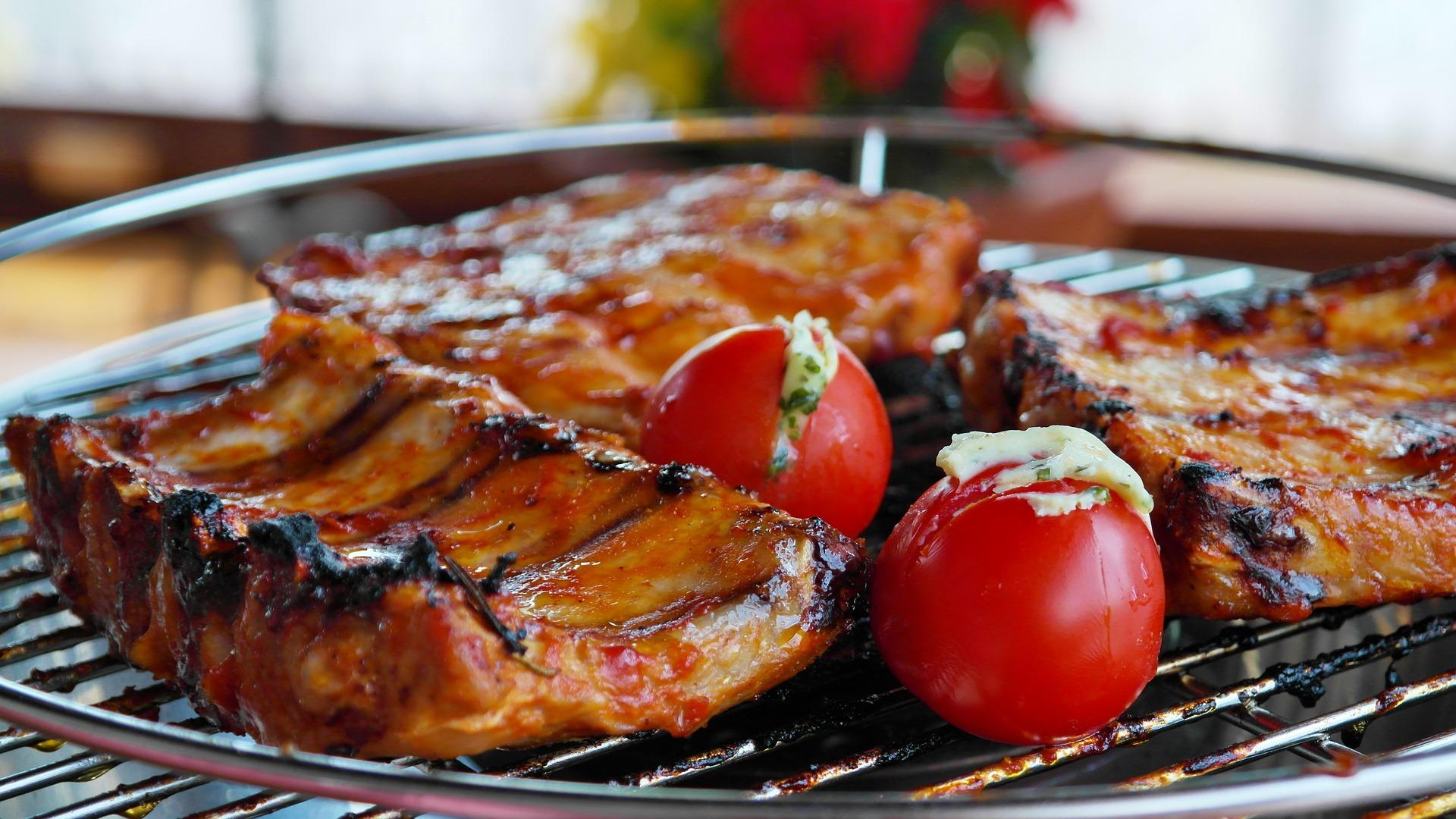 Vepřové maso patří do jídelníčku