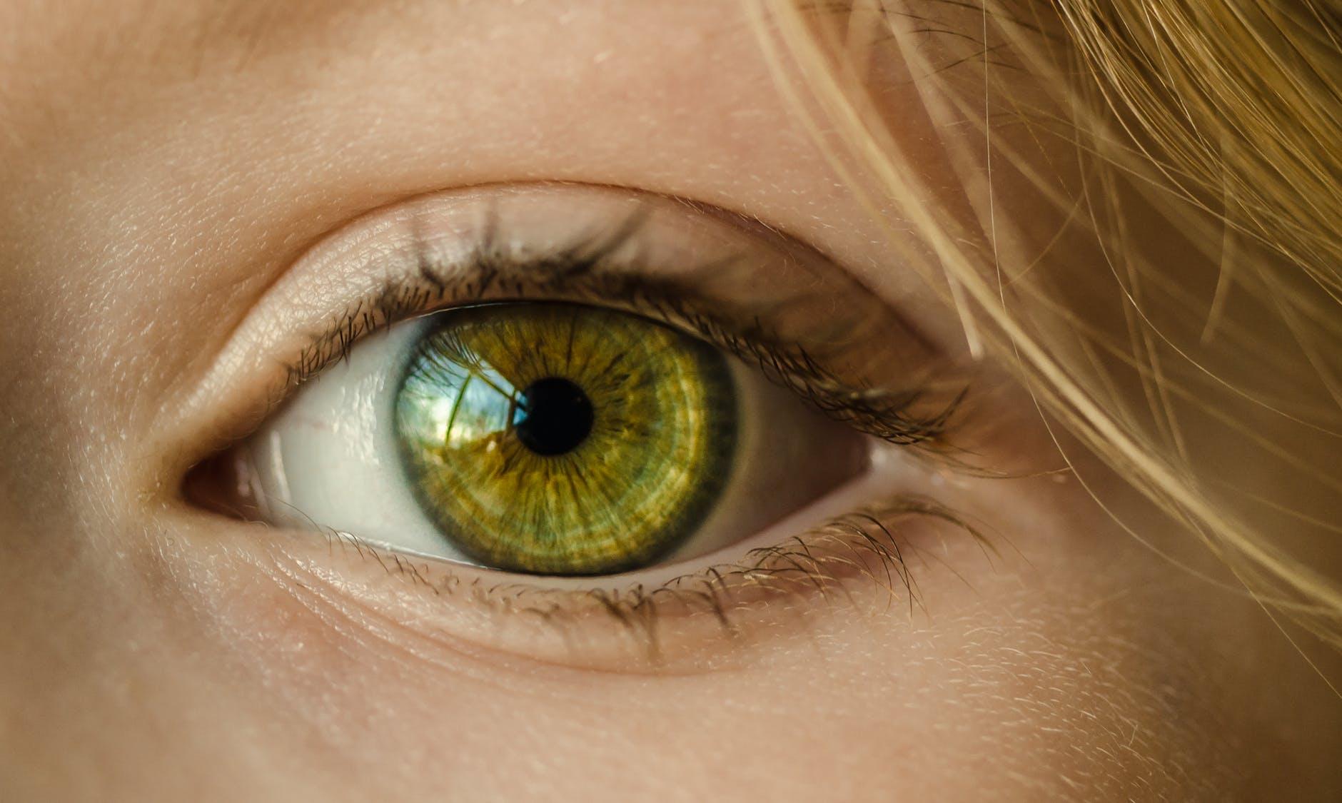 Oči jako cesta do naší duše