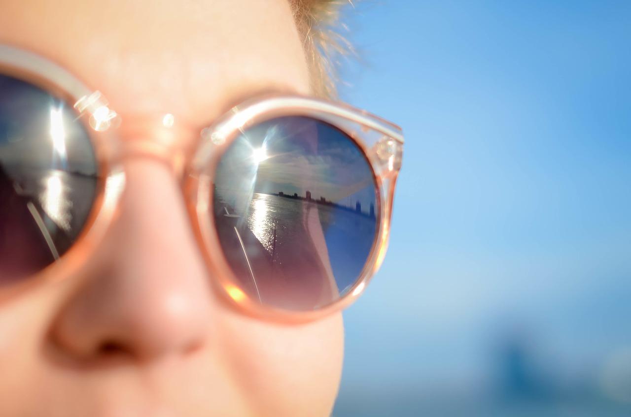 I oči potřebují v létě zvýšenou ochranu