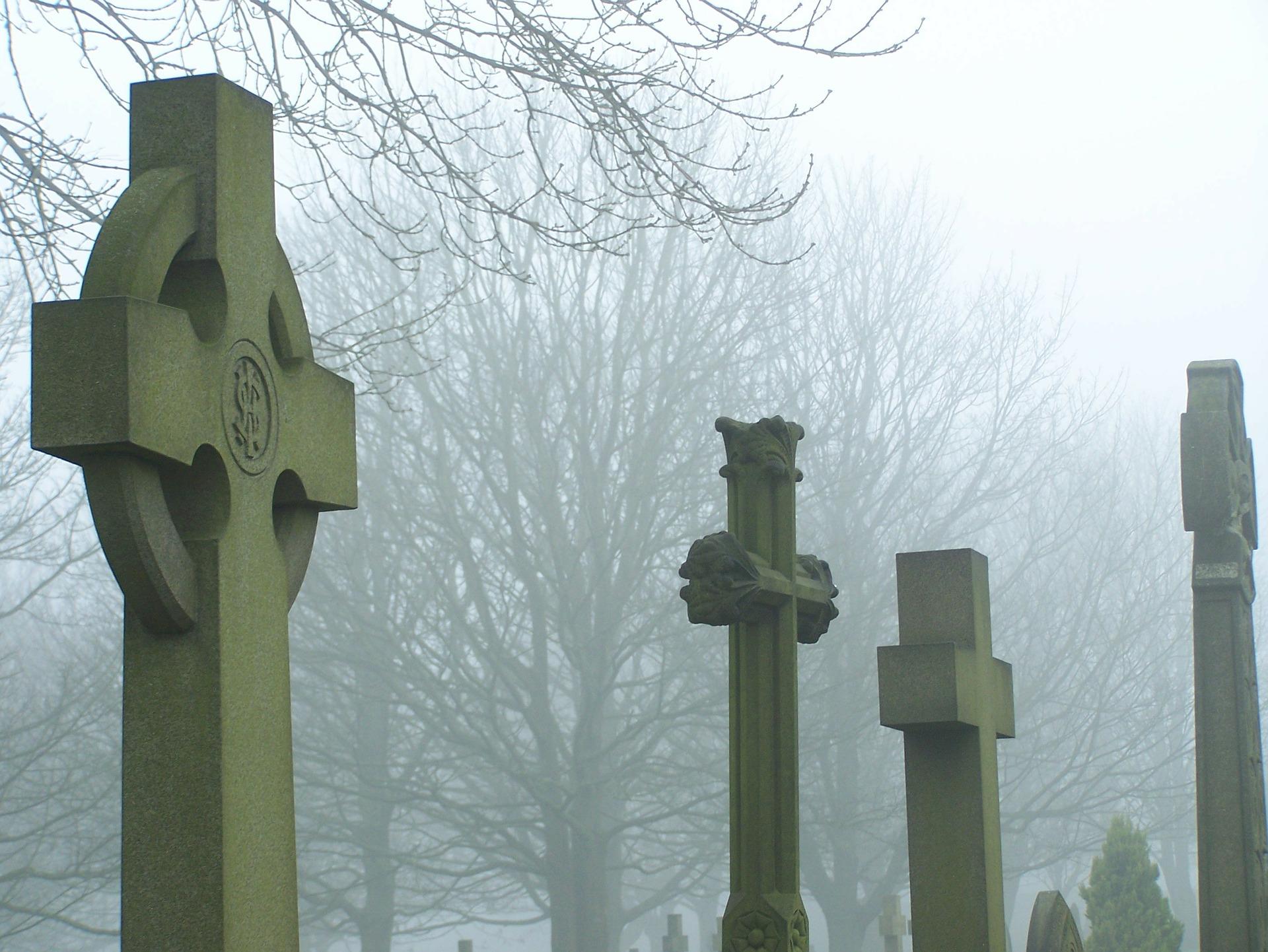 Pohřební tradice našich předků