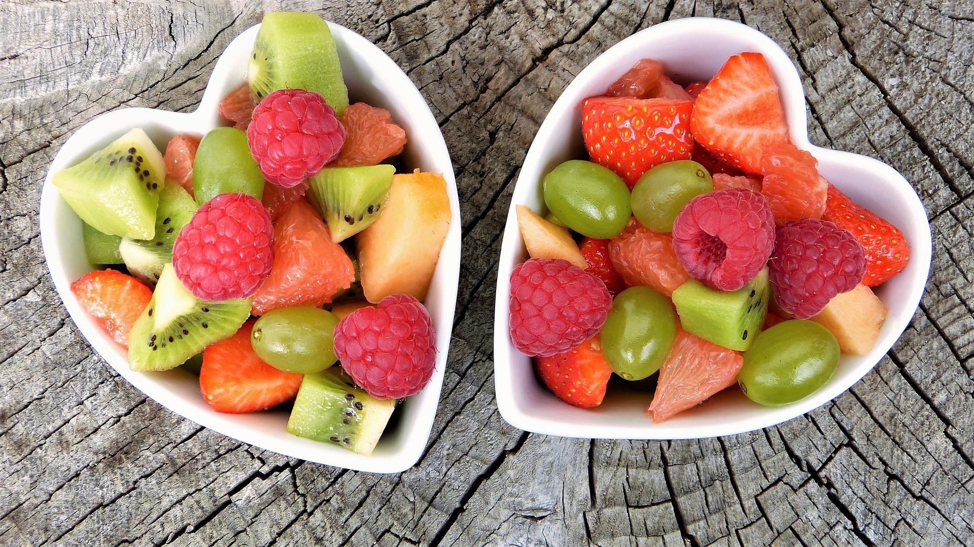 Diety nejsou řešení. Zdravé jídlo ano