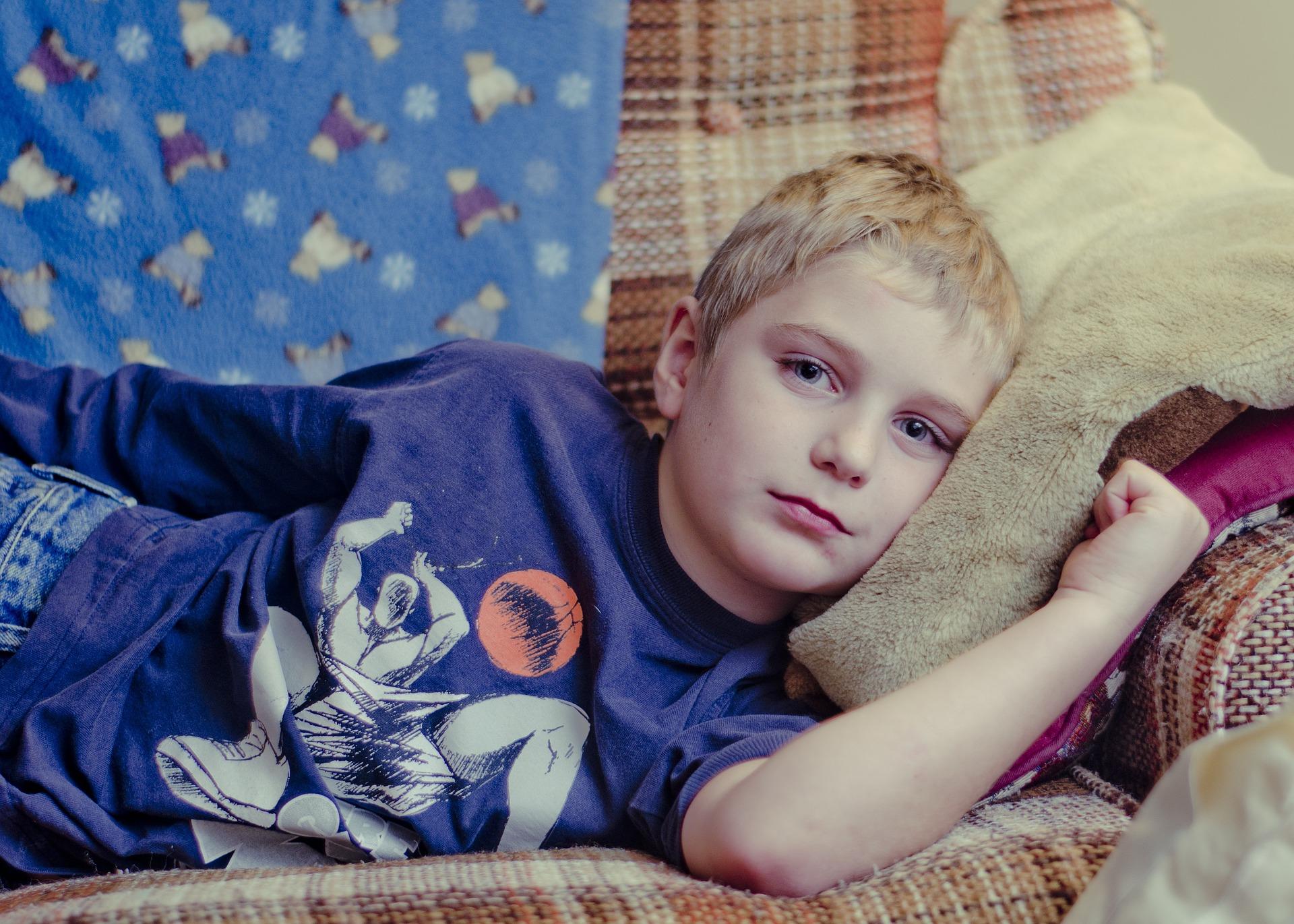 Jak posílit dětskou imunitu na podzim