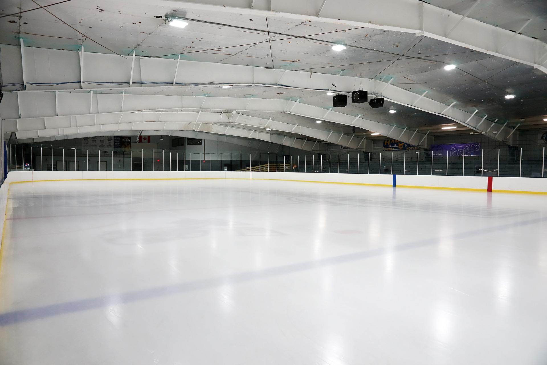 Zima, čas na hokej