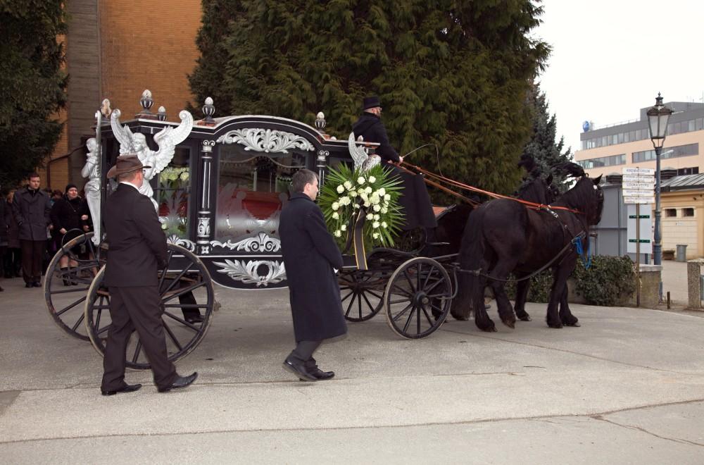 Pohřební služba, která udělá vše za vás