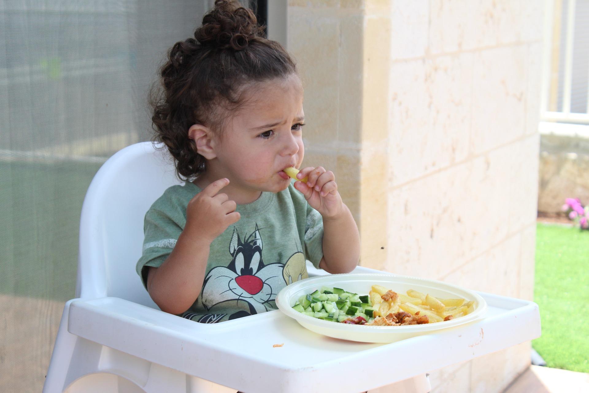 Za stravu dětí zodpovídají rodiče