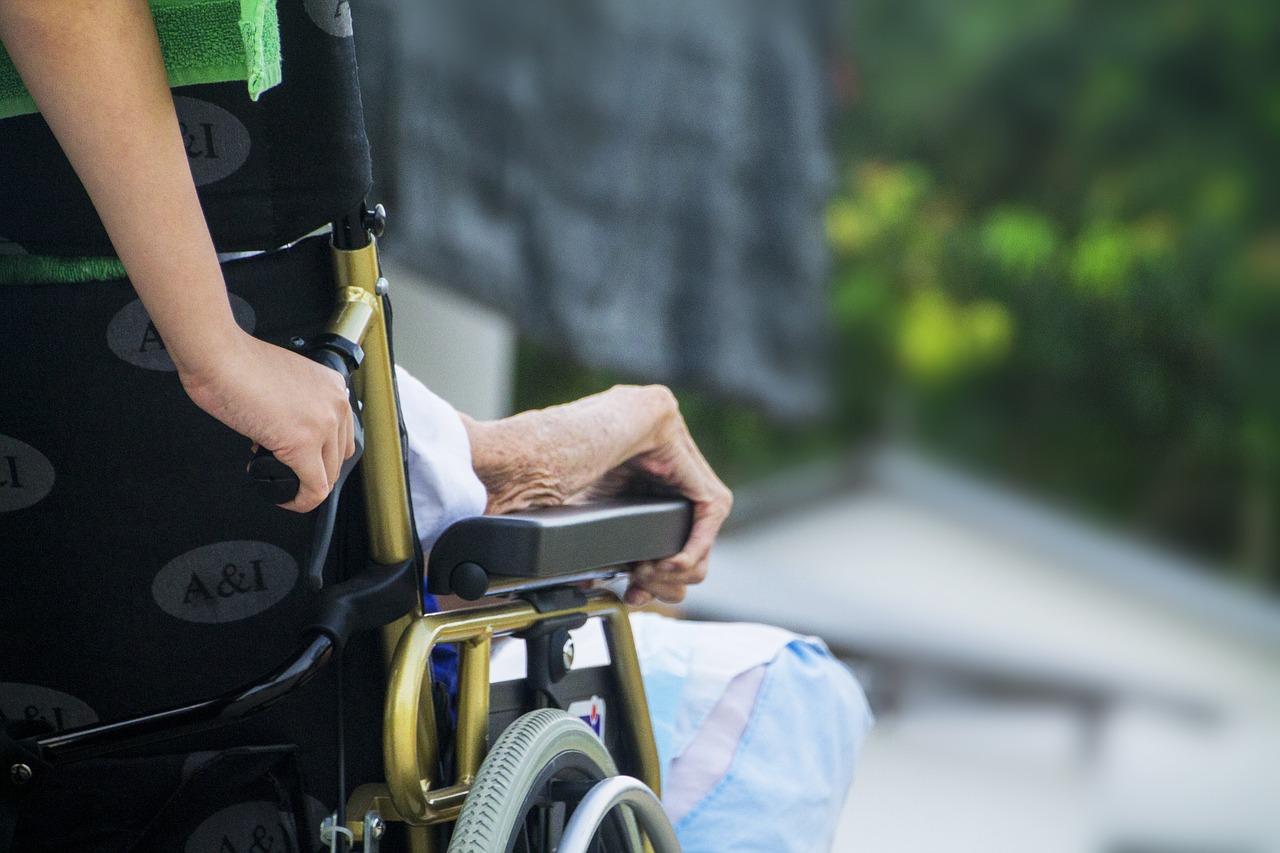 Schody už nemusí být pro vozíčkáře problém