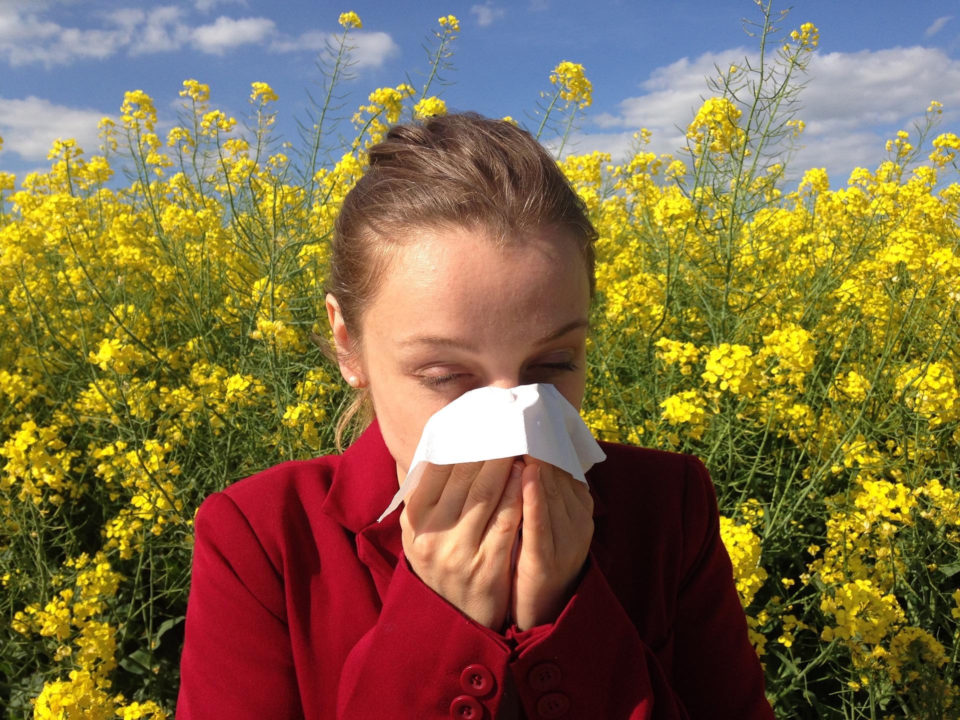 Jak na dítěti poznat že trpí alergií
