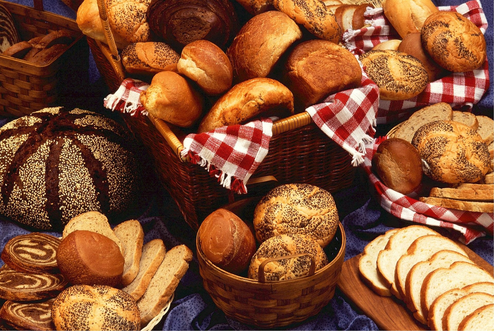 Proč byste měli jíst kváskový chleba
