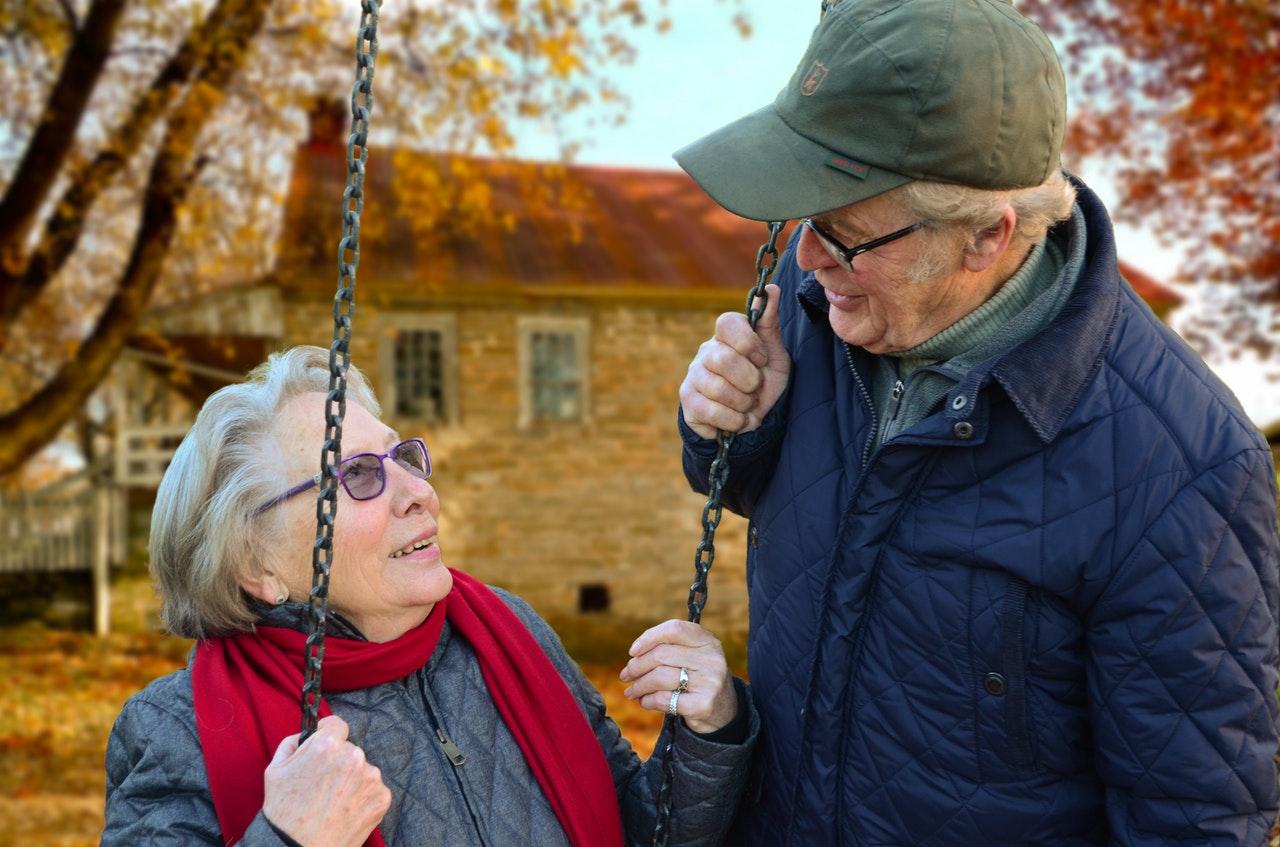 Celoroční péče o seniory v Sloupnici
