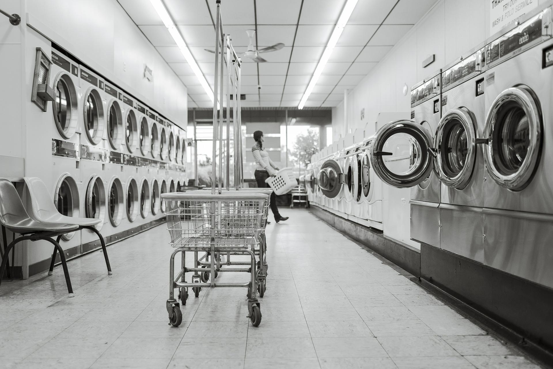 Samoobslužné prádelny vČesku nachází stále více příznivců