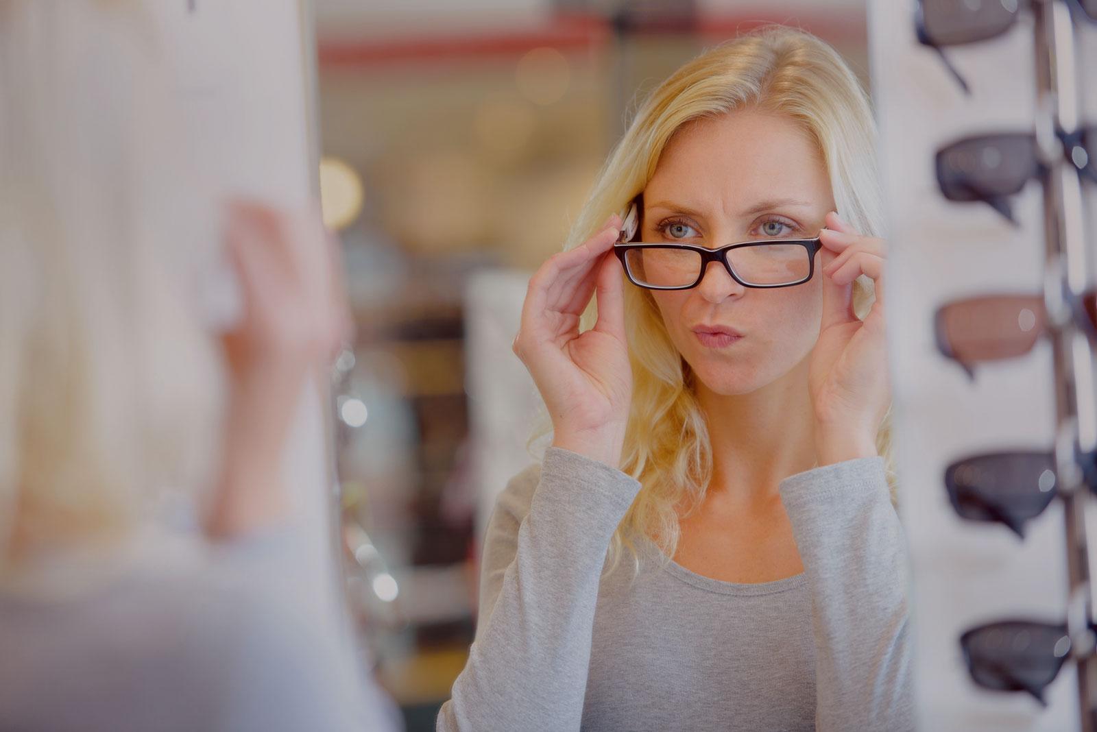 Brýle jako zdravotní pomůcka i módní doplněk