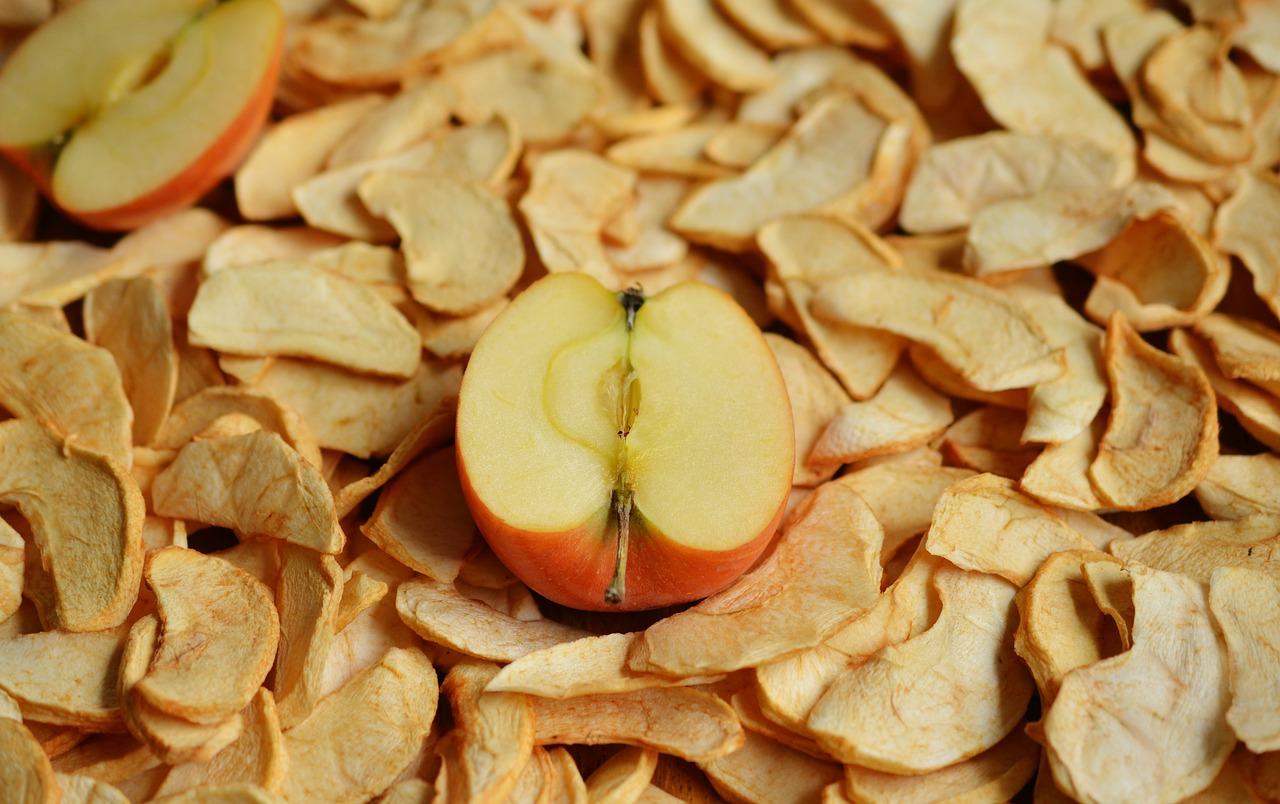 Sušené ovoce dobře chutná a je zdravé