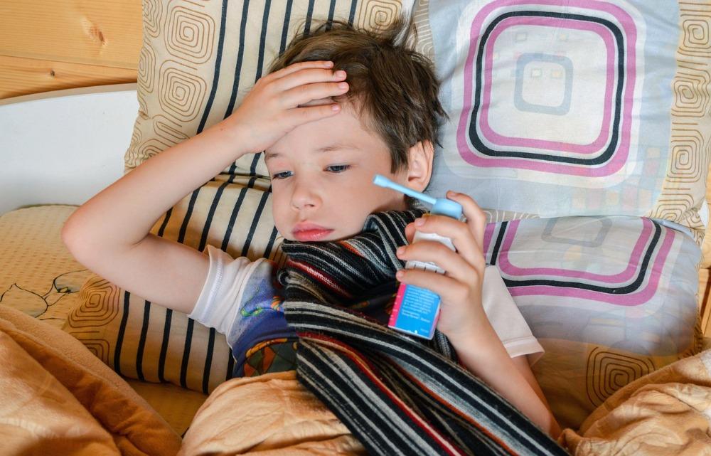 Pediatr může u dítěte odhalit i psychickou poruchu