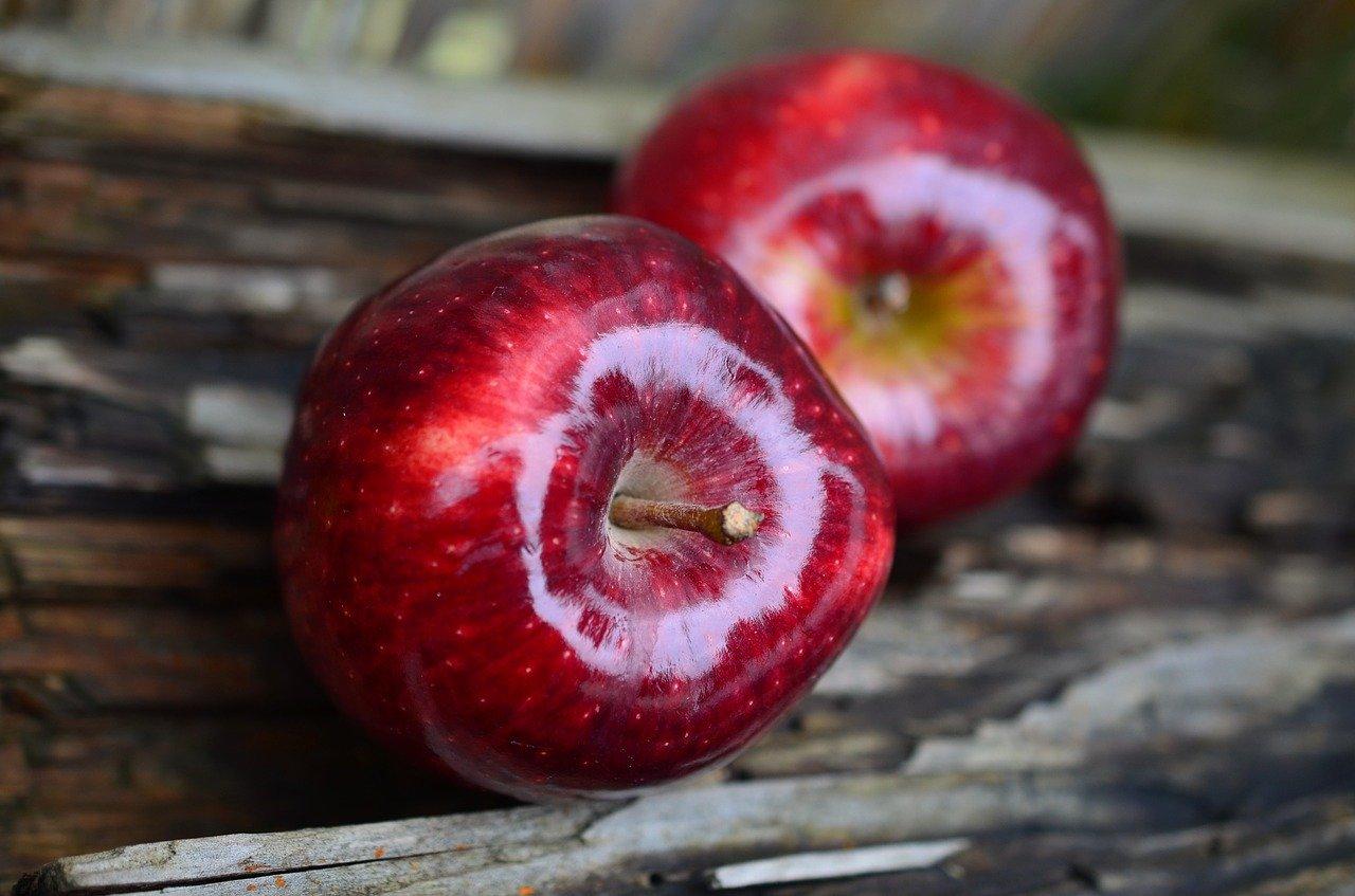 Nepodceňujte jablka. Jsou pokladnicí vitamínů i minerálů